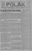 Polak : organ Narodowej Partji Robotniczej, R. 18, nr 135 (15 czerwca 1921)