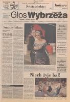 Głos Wybrzeża : pismo Polskiej Partii Robotniczej, 1997.10.20 nr 240