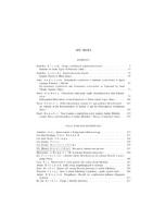 Roczniki Filozoficzne. T. 45, z. 1 (1997). Spis treści