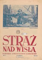 Straż nad Wisłą : dawniej Młody Gryf : pomorskie czasopismo ilustrowane, 1939 nr 3