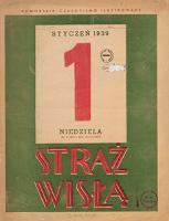 Straż nad Wisłą : dawniej Młody Gryf : pomorskie czasopismo ilustrowane, 1939 nr 1