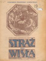 Straż nad Wisłą : dawniej Młody Gryf : pomorskie czasopismo ilustrowane, 1938 nr 35