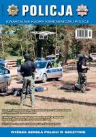 Policja : kwartalnik kadry kierowniczej policji. 2015, nr 1
