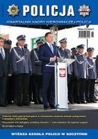 Policja : kwartalnik kadry kierowniczej policji. 2015, nr 3