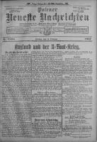 Posener Neueste Nachrichten 1917.02.16 Nr5398