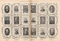 Założyciele Warszawskiego Towarzystwa Muzycznego : Stanisław Moniuszko ; Henryk Toeplitz ; August Freyer [...] ; Antoni Nagórny