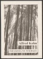 (Nie)dzielne wiersze - Kohn, Alfred (1960- )