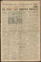 Dziennik dla Wszystkich : największe polskie pismo w Ameryce. R.40, 1947 nr 143 (19 VI)