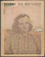 Dziennik dla Wszystkich : dodatek niedzielny 1947 (24 V)