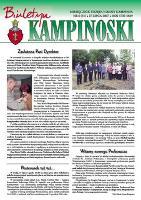 Biuletyn Kampinoski : miesięcznik Urzędu Gminy Kampinos. 2007 nr 6=51 (27 VII)