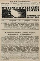 Wolnomyśliciel Polski. 1934, nr18 (po konfiskacie nakład drugi)