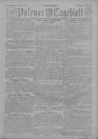 Posener Tageblatt 1919.09.04 Jg.58 Nr378