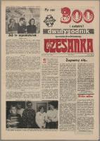 Czesanka : dwutygodnik toruńskich włókniarzy 1991, R.14 nr 8 (300)
