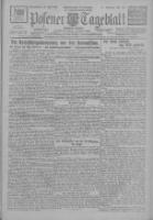 Posener Tageblatt (Posener Warte) 1926.07.10 Jg.65 Nr154