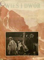 Wieś i Dwór, 1913, z.1