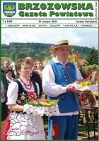 Brzozowska Gazeta Powiatowa. 2010, nr 8 (wrzesień)