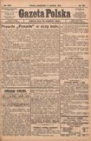 Gazeta Polska: codzienne pismo polsko-katolickie dla wszystkich stanów 1922.09.11 R.26 Nr207