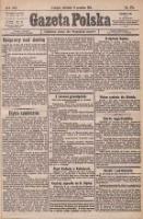 Gazeta Polska: codzienne pismo polsko-katolickie dla wszystkich stanów 1921.12.13 R.25 Nr276