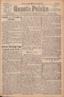 Gazeta Polska: codzienne pismo polsko-katolickie dla wszystkich stanów 1921.09.26 R.25 Nr214
