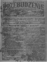 Przebudzenie: organ Związku Robotników Rolnych i Leśnych ZZP. 1929.01.10 R.11 Nr2
