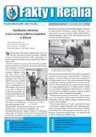 Fakty i Realia : gazeta żołyńska. 2006, nr 4 (kwiecień)