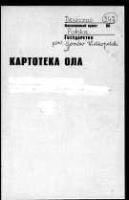 Kartoteka Ogólnosłowiańskiego atlasu językowego (OLA); Deszczno (247) - A. Basara, J. Basara, B. Falińska, N. Perczyńska, J. Sułkowska, H. Zduńska