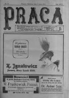 Praca: tygodnik polityczny i literacki, illustrowany. 1913.03.09 R.17 nr10