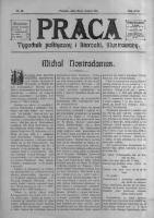 Praca: tygodnik polityczny i literacki, illustrowany. 1913.03.23 R.17 nr12