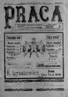 Praca: tygodnik polityczny i literacki, illustrowany. 1913.03.30 R.17 nr13