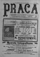 Praca: tygodnik polityczny i literacki, illustrowany. 1913.04.06 R.17 nr14