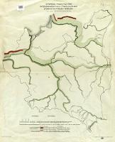 Graficzne przedstawienie intensywności ruchu przewozowego drewna na drogach wodnych = Relevé graphique d