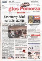 Głos Pomorza, 2006, wrzesień, nr 220