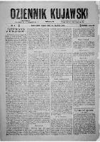 Dziennik Kujawski. 1919, R. 27 nr 6 (10 stycznia)