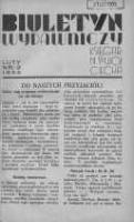 Biuletyn Wydawniczy Księgarni św. Wojciecha 1933 luty Nr2