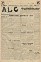ABC : pismo codzienne : informuje wszystkich o wszystkiem. 1934, nr146