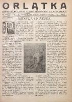 Orlątka, 1927, R. 1, nr 7