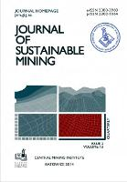 Methane risk assessment in underground mines by means of a survey by the panel of experts (sope) - Krause, Eugeniusz