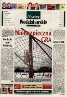 Nowiny Wodzisławskie. R. 5, nr 9 (213). - Jakubiak, Marek. Red. nacz.