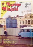 Kurier Miejski, 1999, nr 5 (173)