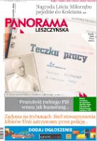 Panorama Leszczyńska 2017.05.11 R.39 Nr19(1941)