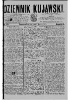 Dziennik Kujawski. 1901, R. 9 nr 173 (1 sierpnia)