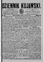 Dziennik Kujawski. 1901, R. 9 nr 183 (13 sierpnia)