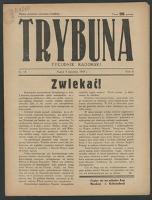 Trybuna : tygodnik radomski. R. 3, 1938 nr 14 (8 IV)