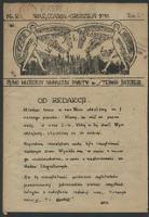 Ku Słońcu : pismo młodzieży Gimnazjum Państw[owego] im. Stefana Batorego. R. 1, 1921 nr 2 (grudzień) - Gimnazjum Państwowe im. Stefana Batorego (Warszawa)