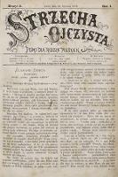 Strzecha Ojczysta : pismo dla rodzin polskich. 1879, z.3