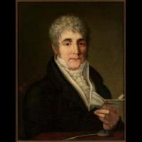 Portret Michała Hubego - Blank, Antoni (1785-1844)