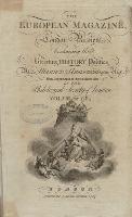 The European Magazine. Vol. VIII, Juli, 1785