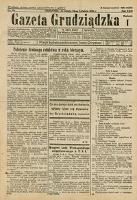 Gazeta Grudziądzka 1925.04.25 R. 31 nr 48