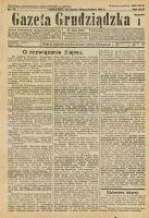 Gazeta Grudziądzka 1925.04.28 R. 31 nr 49