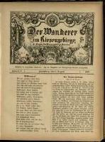 Der Wanderer im Riesengebirge, 1887, nr 58